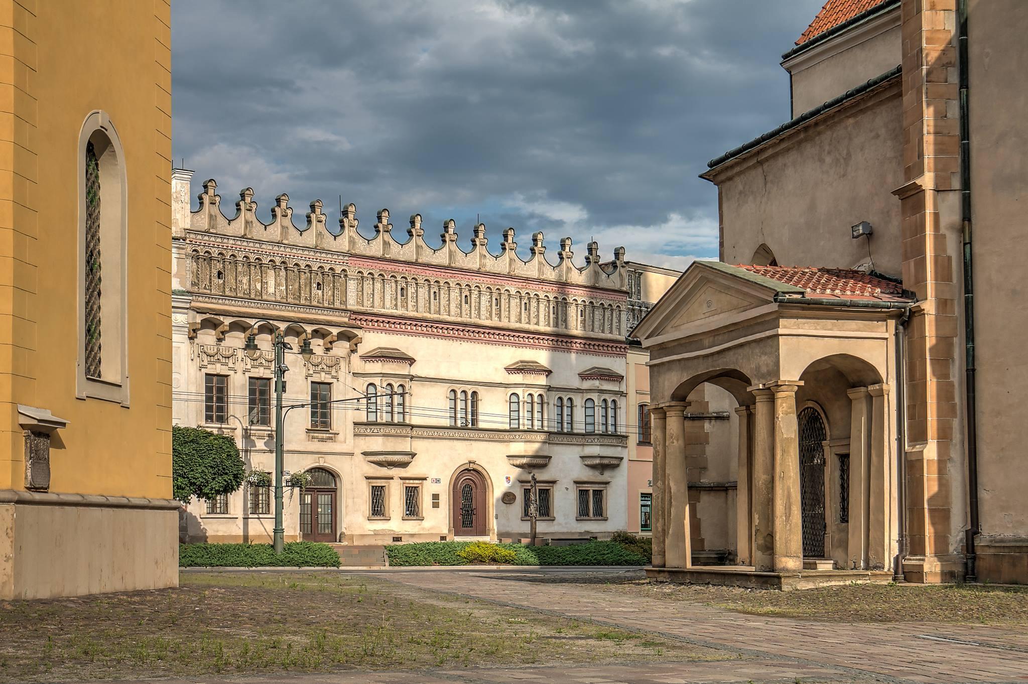 Rakociho palac Presov