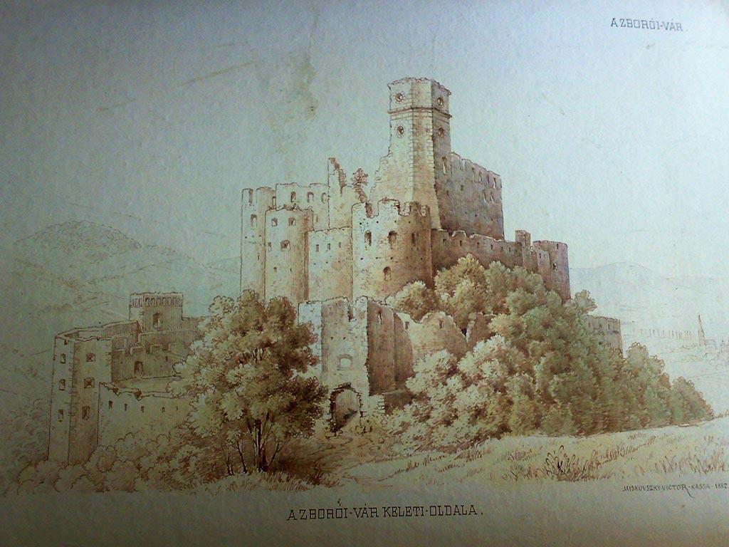 hrad Zborov
