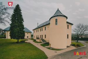 Šóšovský kaštieľ Hanušovce nad Topľou